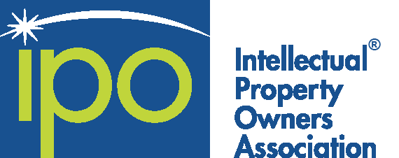 Intellectual Property Owners Association Logo